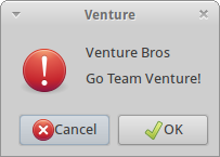 Desktop::Notify-Xfce